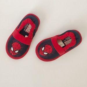 Marvel | Spider Man Toddler Boy Slippers Shoes
